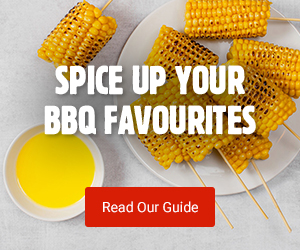 Spice Up Your BBQ favourites
