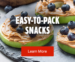 Easy-to-pack Snacks