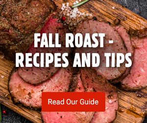 Fall Roast - Recipes and Tips