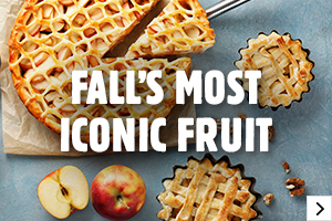 Falls most iconic fruit