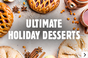 Ultimate Holiday Desserts