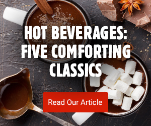 Hot beverages: five comforting classics