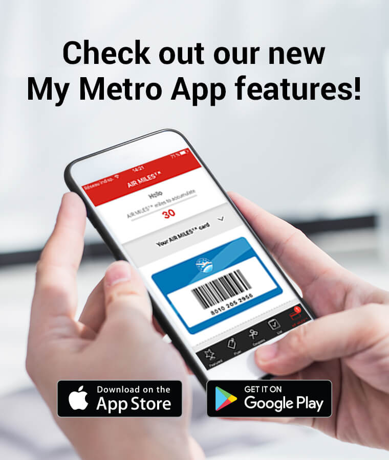 Check out our new My Metro App features!