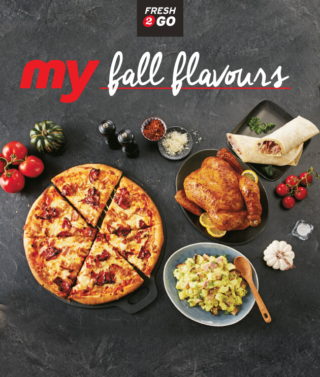 My fall flavours