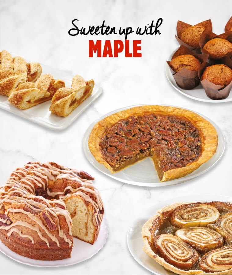Sweeten Up with Maple flyer deal