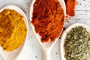 Spices to Flavour Meat