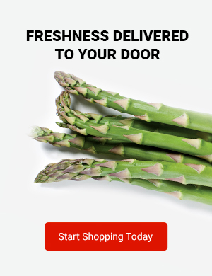 Freshness delivered to your door