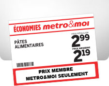 metro&moi savings