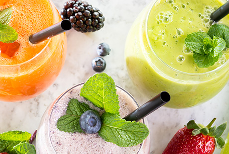 4 Smoothies To Kick Start Your Day!