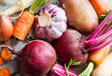 All About Root Vegetables