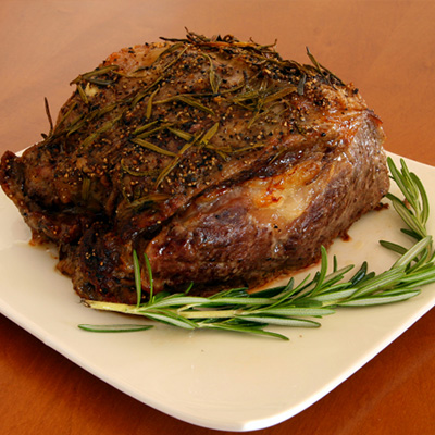 French Style Roast with Rosemary