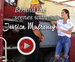 Behind the scenes with Jessica Mulroney