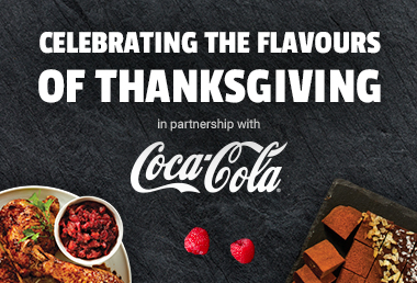 Celebrating the flavour of thanksgiving