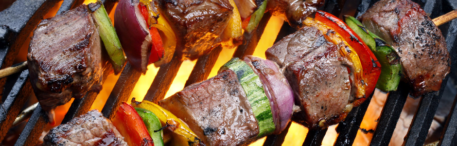 Brochette Bar: Pile Up on Flavour