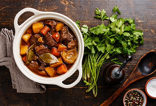 STEWS: THE FALL'S ICONIC COMFORT DISH