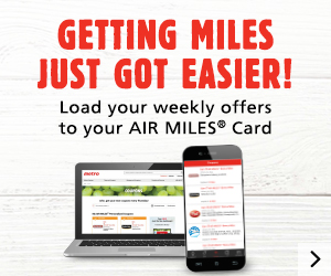Getting Miles just got easier!