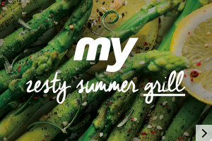 My Zesty Summer Grill