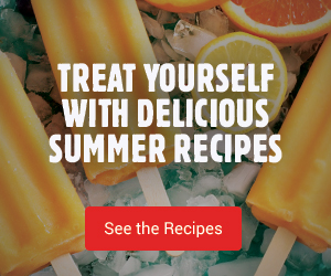 Treat yourself with delicious Summer Recipes - See the Recipes