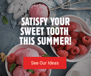 Satisfy Your Sweet Tooth This Summer! - See Our Ideas