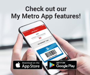Check out our My Meto App features!