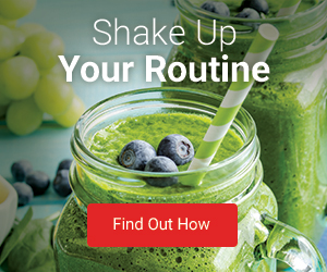 Shake Up Your Routine - Find Out How