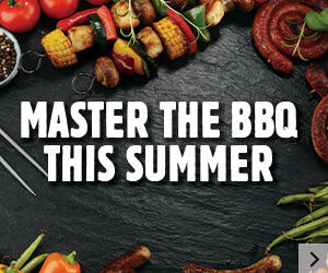 Master the BBQ this summer!