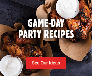 Game-day Party Recipes - See Our Ideas