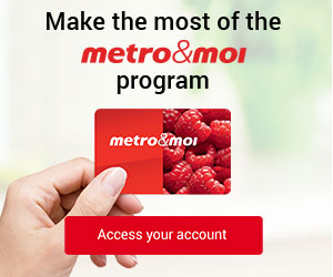Make the most of the metro&moi program