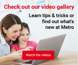 Check out our video gallery