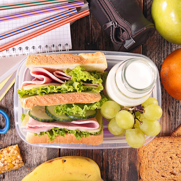 Quick and Easy Back-to-School Lunches