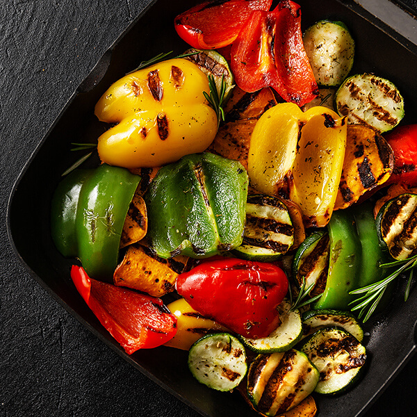 Grilled Peppers Recipe