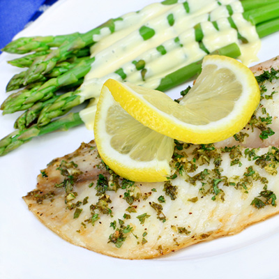 Haddock Fillets with Citrus Marinade