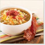 Cabbage Soup and Vegetable
