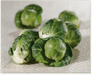 Brussels Sprouts with Roasted Chesnuts