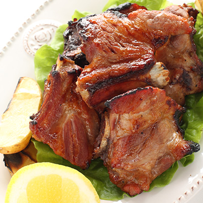 Garlic Spare Ribs