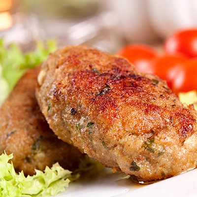 Veal Croquettes