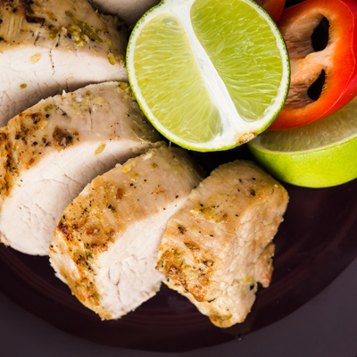 Honey-Lime Pork Tenderloin