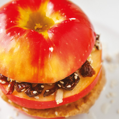 The Perfect Fruit Burger