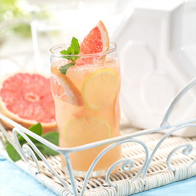 Grapefruit Lemonade