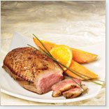 Orange-soy-ginger Duck Breasts