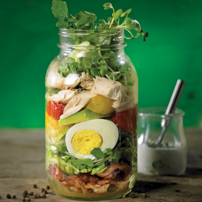 Re-Invented Cobb Salad