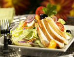 Chicken Salad with Lemon Dressing